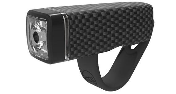 Knog POP i Frontlicht weiße LED carbon